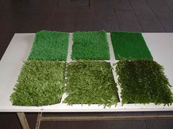 tipos de grama sintetica