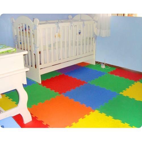 placas de EVA para quarto de criança