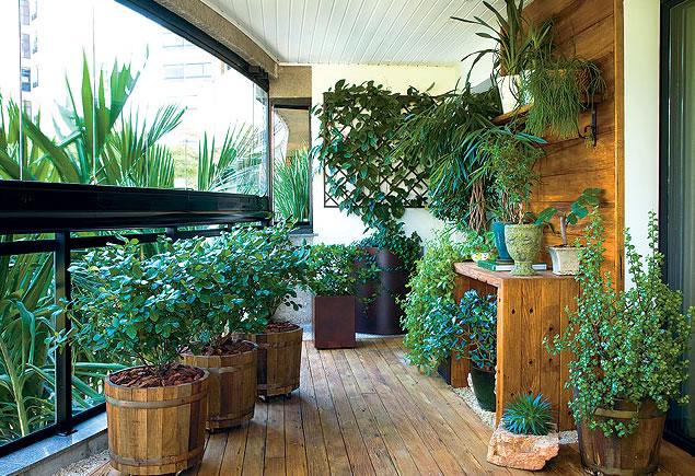 faça seu jardim de sacada