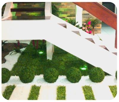 jardim embaixo das escadas