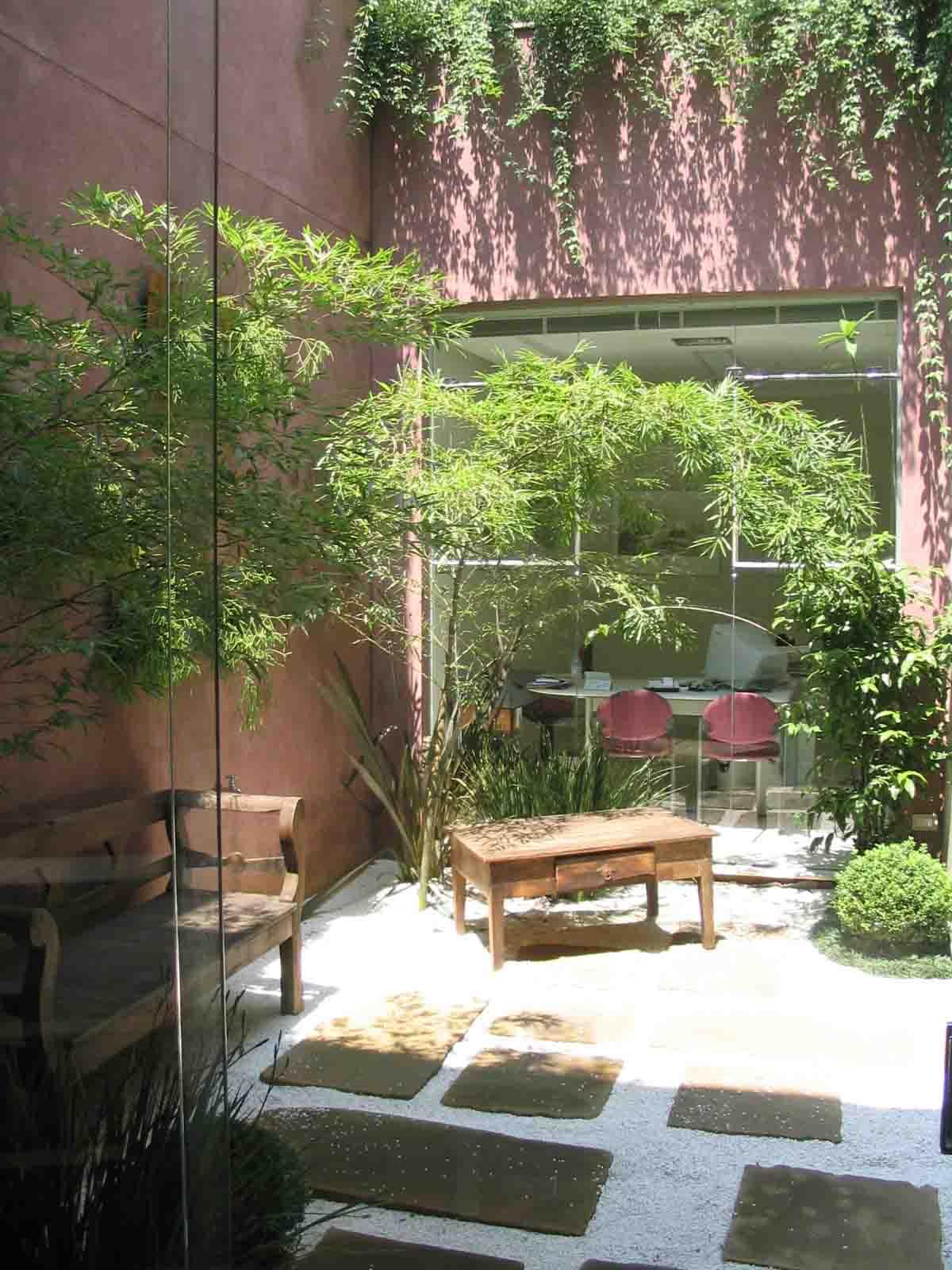 móveis de jardim de inverno