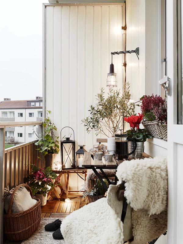 jardim artificial de inverno