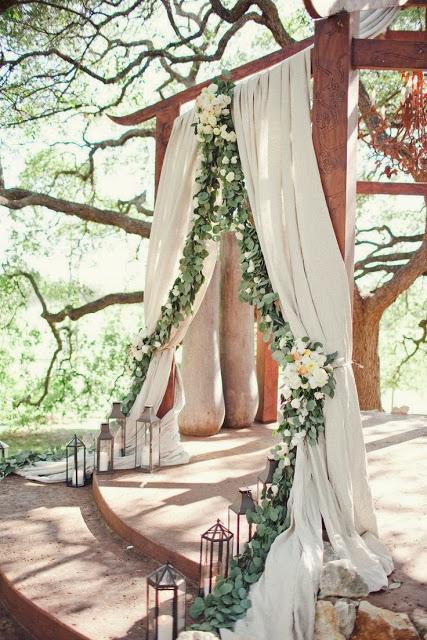 flores para cada estilo de decoração de casamento