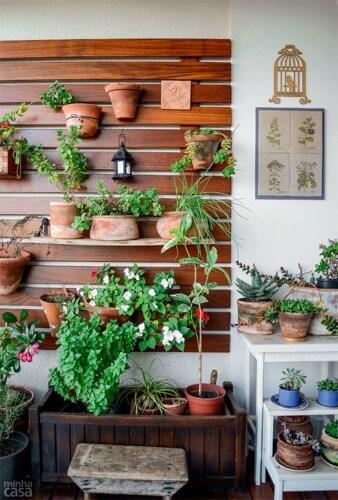 jardim vertical pequeno
