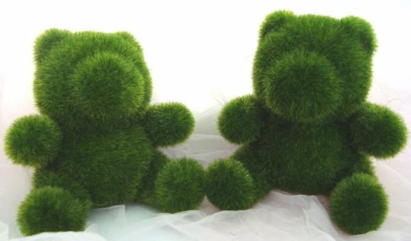 Ursos de grama sintetica