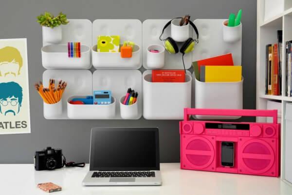 escritorio organizado