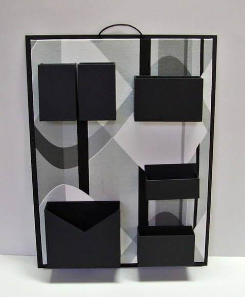 caixas organizadoras de parede