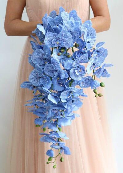 Flores para buquê de noivas