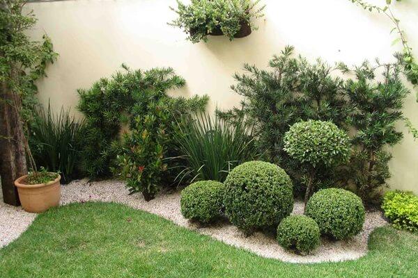 Como fazer um jardim barato