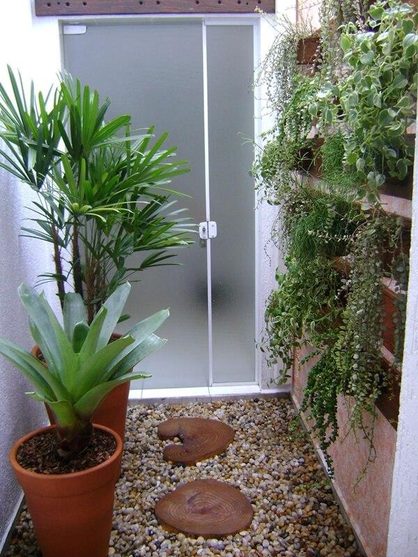 Plantas para jardim de inverno