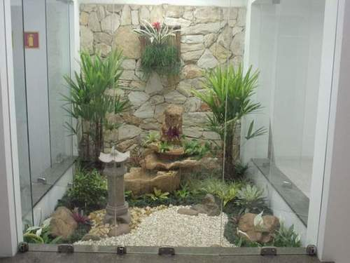 Jardim Área Externa