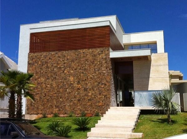 Casa Escada Frente