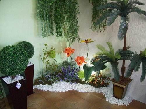 Flores e Plantas Artificiais