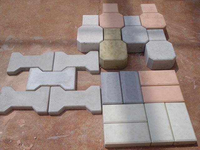 Moldes de concreto