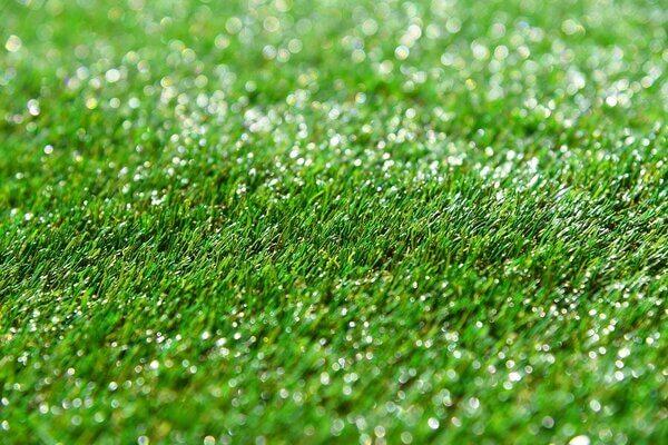Base para grama sintética